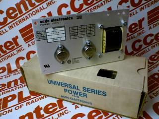 ACDC ECV-12D1