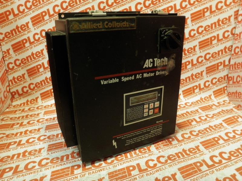 AC TECHNOLOGY DL14020C
