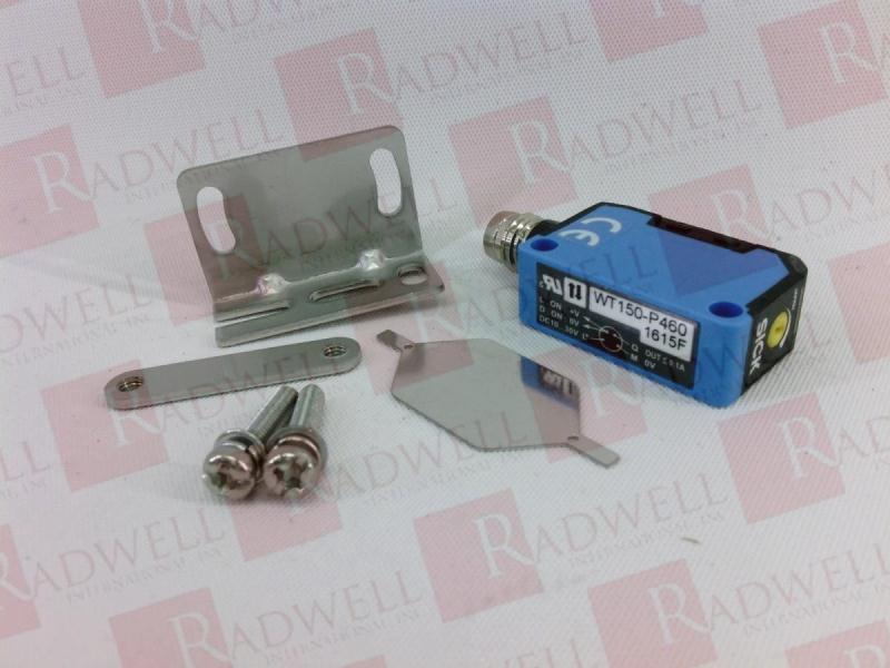SICK OPTIC ELECTRONIC WT150-P460