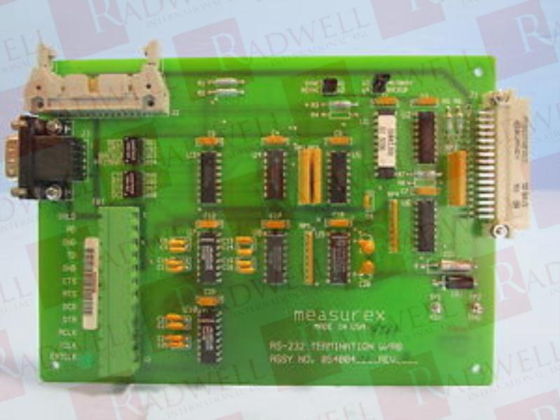 MEASUREX 05400400