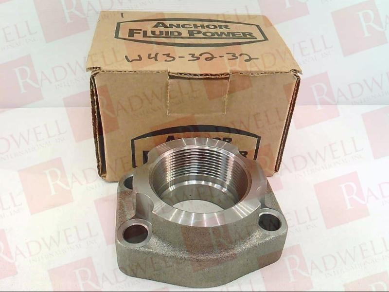 ANCHOR FLANGE W43-32-32