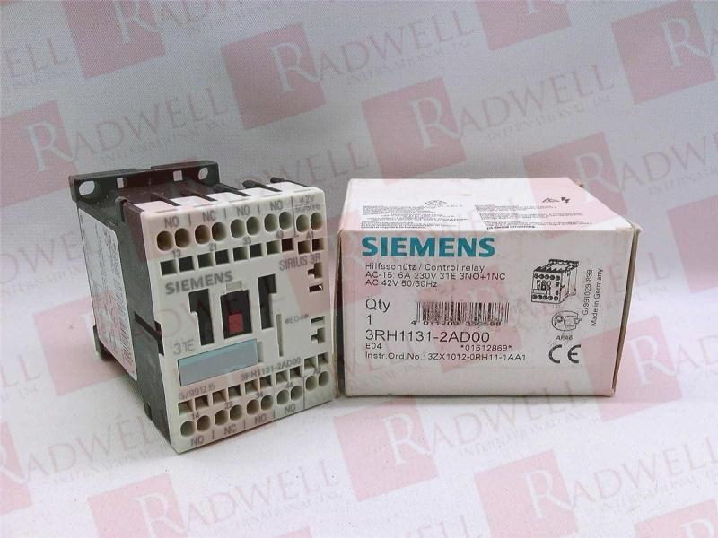 FURNAS ELECTRIC CO 3RH1-131-2AD00