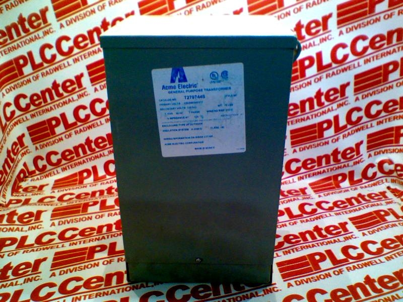 ACME ELECTRIC T279744S