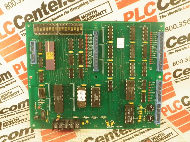 GMA 11100-03