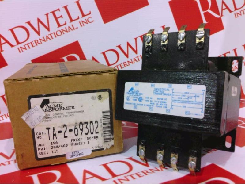 ACME ELECTRIC TA-2-69302