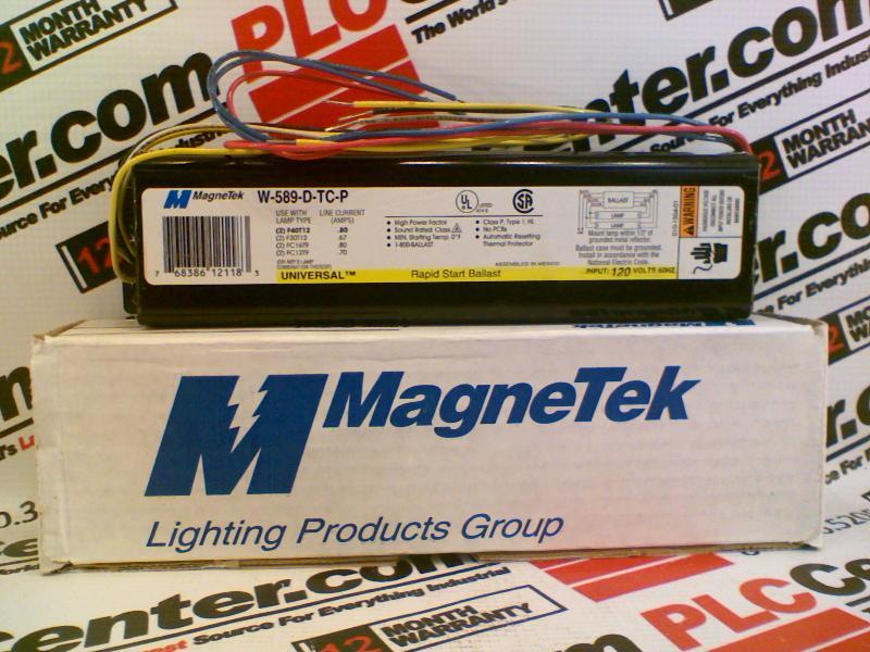 MAGNETEK W-589-D-TC-P