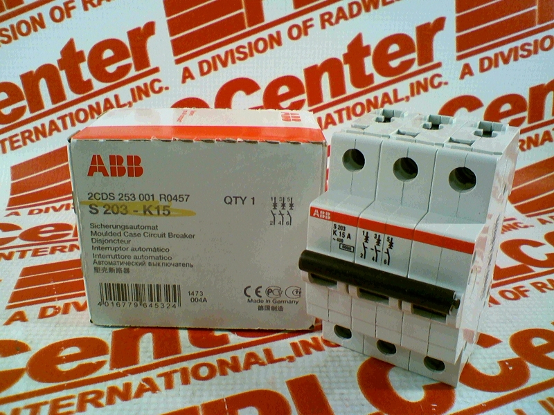 ABB S273-KS15A