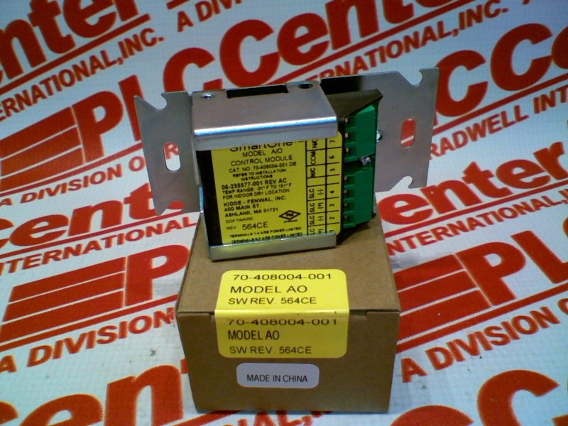 FENWAL PROTECTION SYSTEMS 70-408004-001