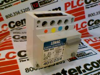LEMAG ND-64-40/0.03/4