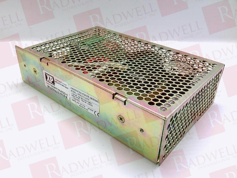 INTEGRATED POWER DESIGNS SRW-115-2002