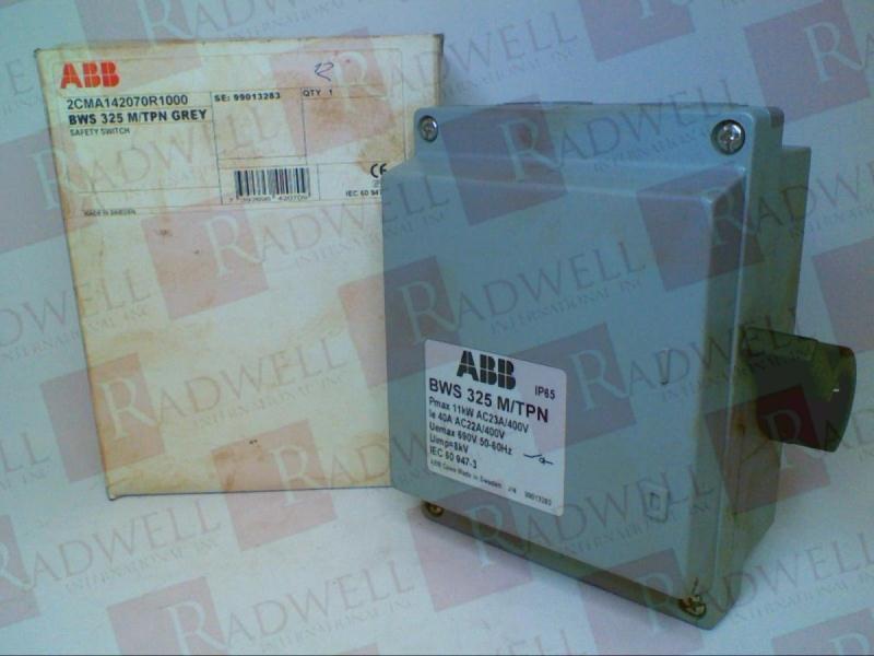 ABB BWS325M/TPN