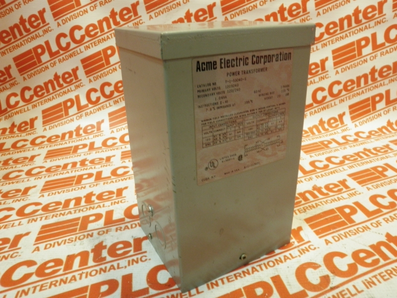 ACME ELECTRIC T-1-53040-S