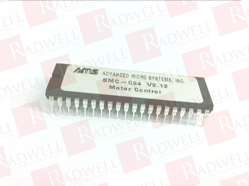 ADVANCED MICRO SYSTEMS SMC-C24