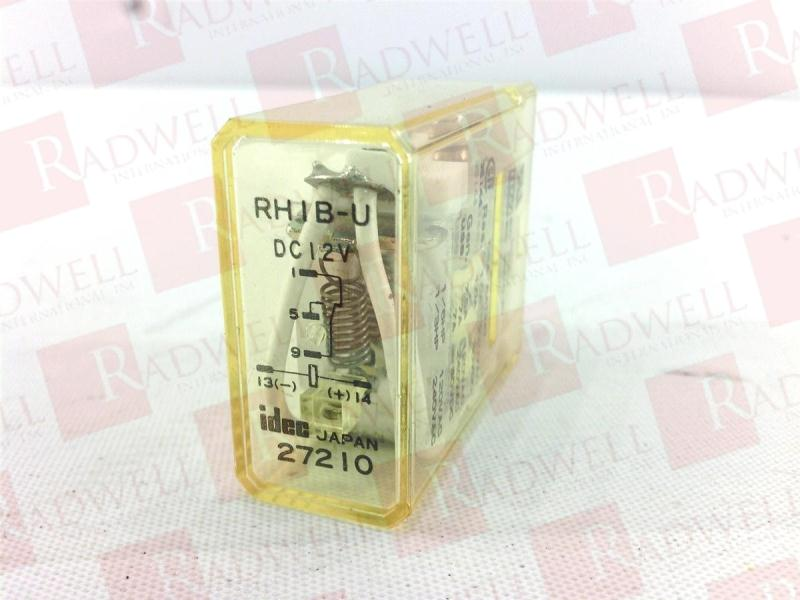 Rh1b U Dc12v By Idec Buy Or Repair At Radwell