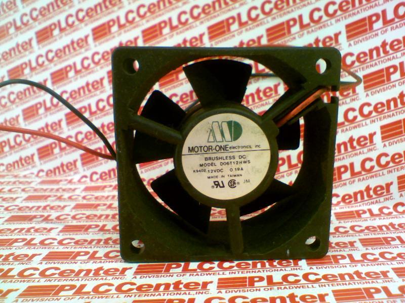 MOTOR ONE ELECTRONICS D06T12HWS