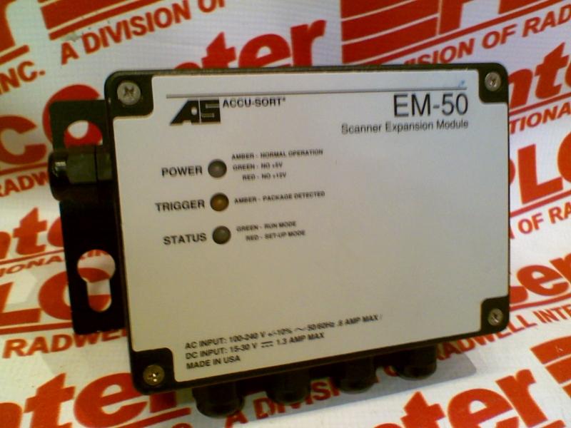 ACCU SORT EM-50