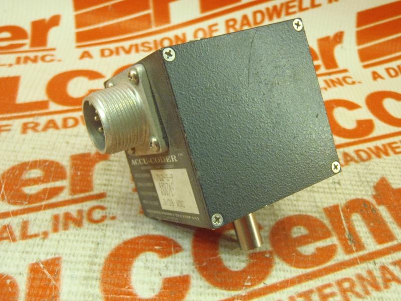ACCU CODER 712-0600-S-HD1-6-S-S-N