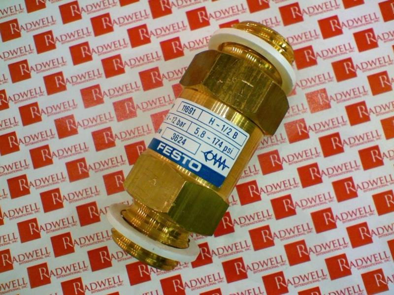 FESTO ELECTRIC H-1/2-B