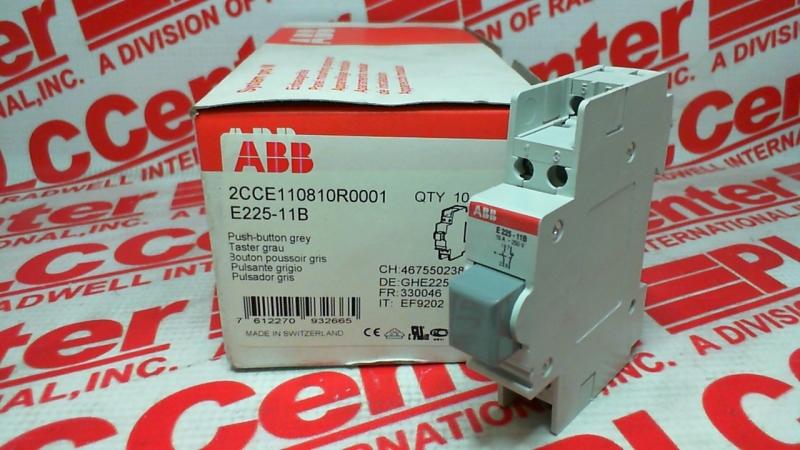 ABB 2CCE110810R0001