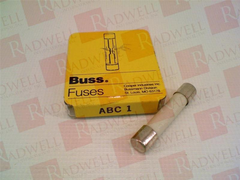 BUSSMANN ABC-1