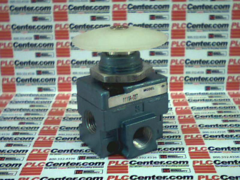 MAC VALVES INC 1111A-037