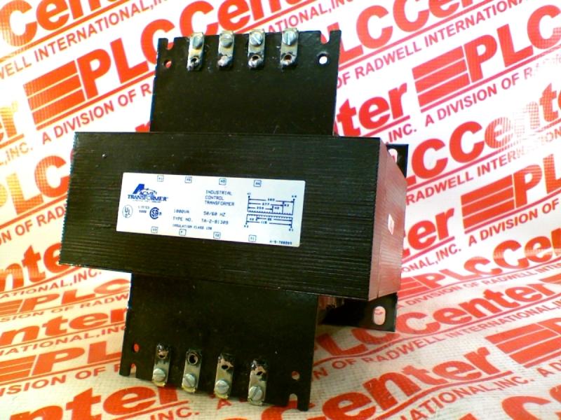 ACME ELECTRIC TB-81309