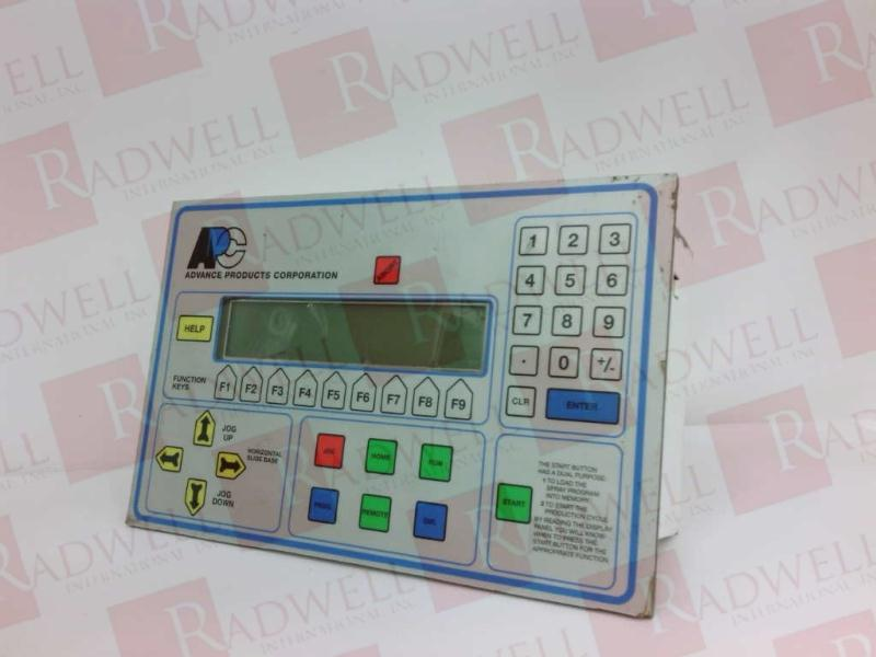 MOTION CONTROL PRODUCTS LTD OPS8000