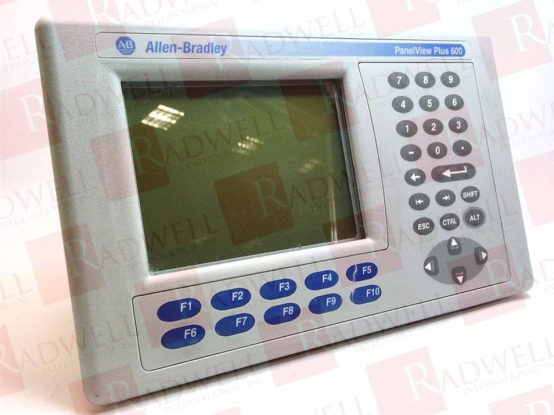 ALLEN BRADLEY 2711P-K6M20D