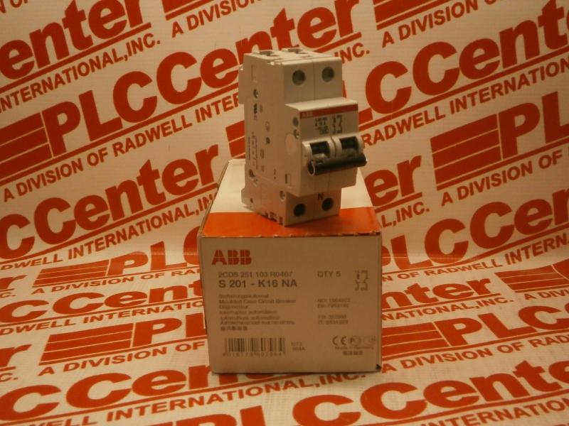 ABB 2CDS21103R00467