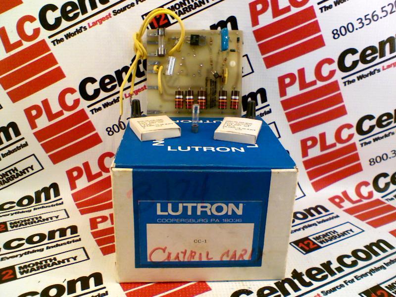 LUTRON CC1