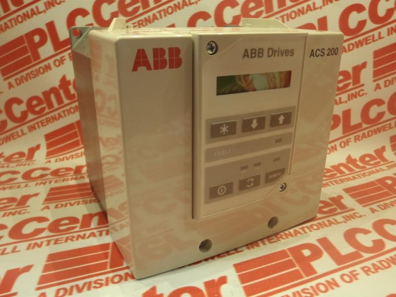 ABB ACS201-1P1-1-00P20