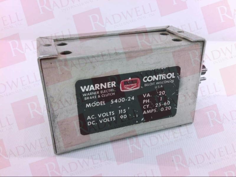 WARNER ELECTRIC 5400-24
