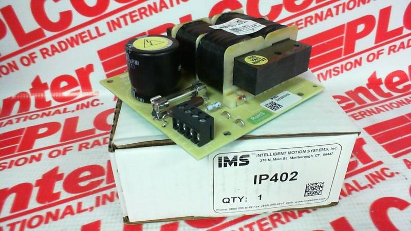 SCHNEIDER ELECTRIC IP402