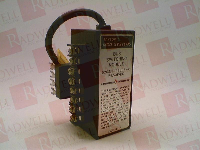 ABB 6203FP10800A-A