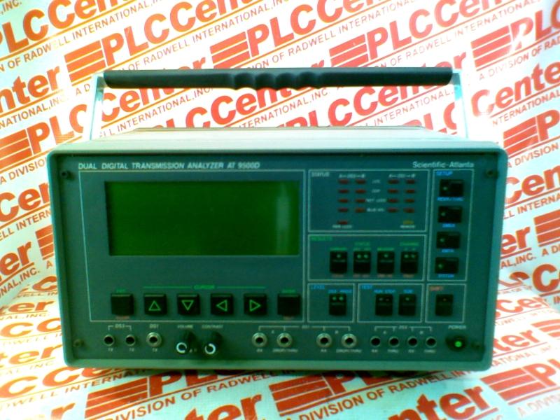 SCIENTIFIC ATLANTA AT-9500D