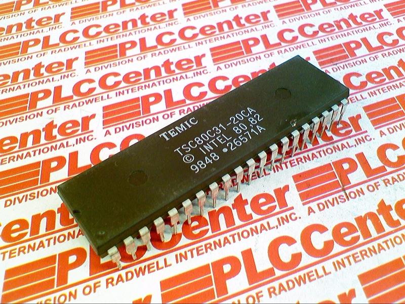 TEMIC TSC80C31-20CA
