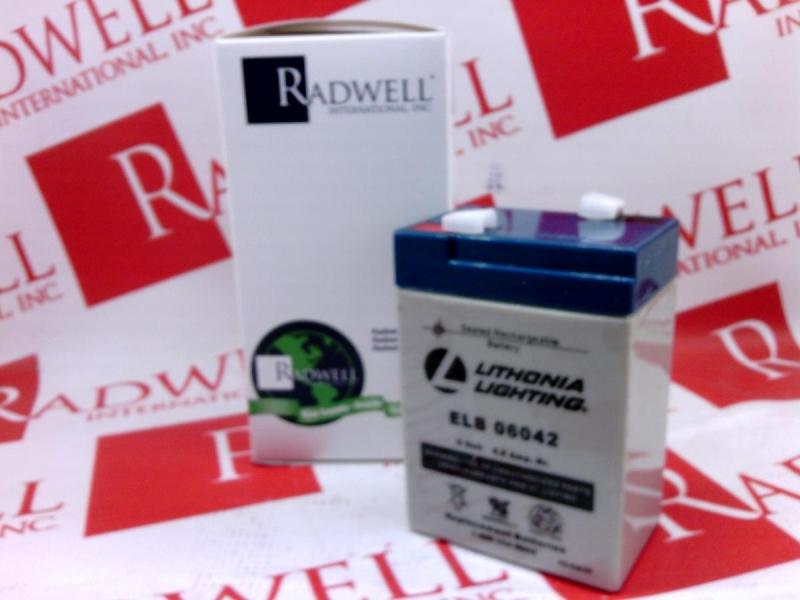 Buy Lithonia Lighting Online: ELB06042 By LITHONIA LIGHTING