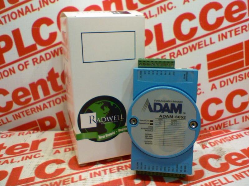 ADAM ADVANTECH ADAM-6052