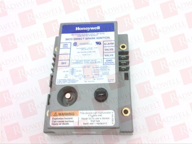 HONEYWELL S87D-1004