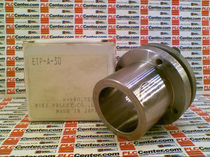 MIKI PULLEY ETP-A-30