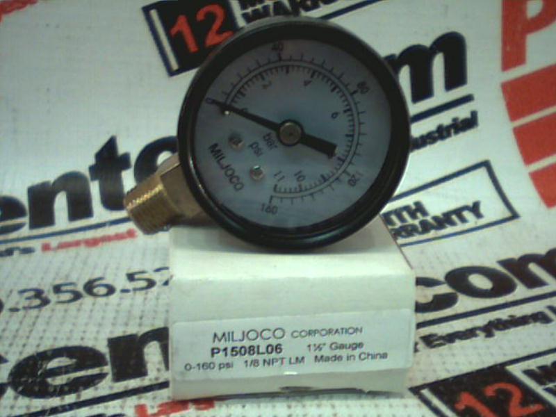 MILJOCO  CORP P1508L06