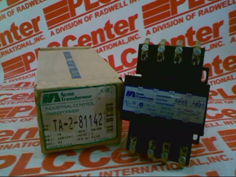 ACME ELECTRIC TA-2-81142