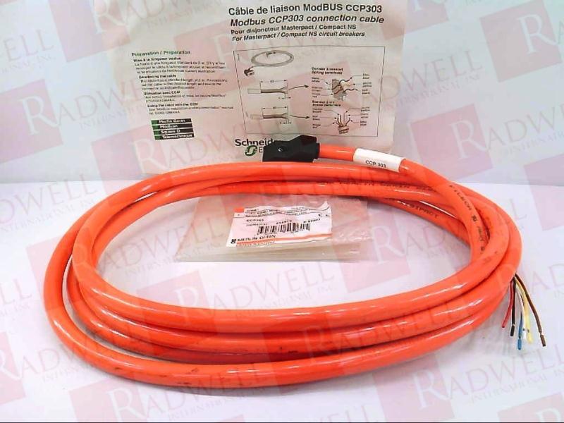 schneider modbus cable