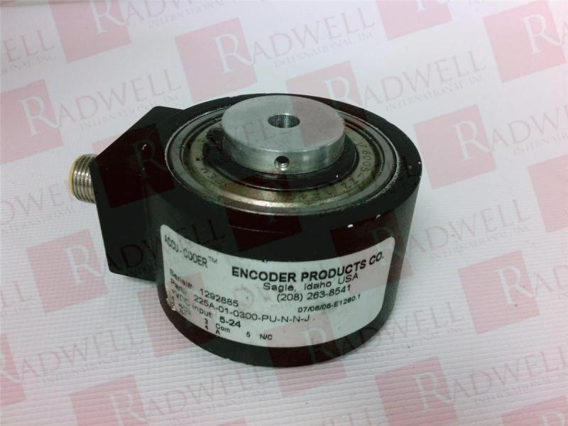 ACCU CODER 225A-01-0300-PU-N-N-J