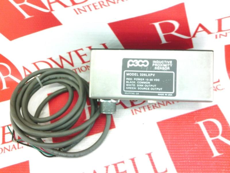 PECO CONTROLS 326LXPV