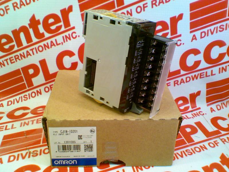 OMRON CJ1W-ID201