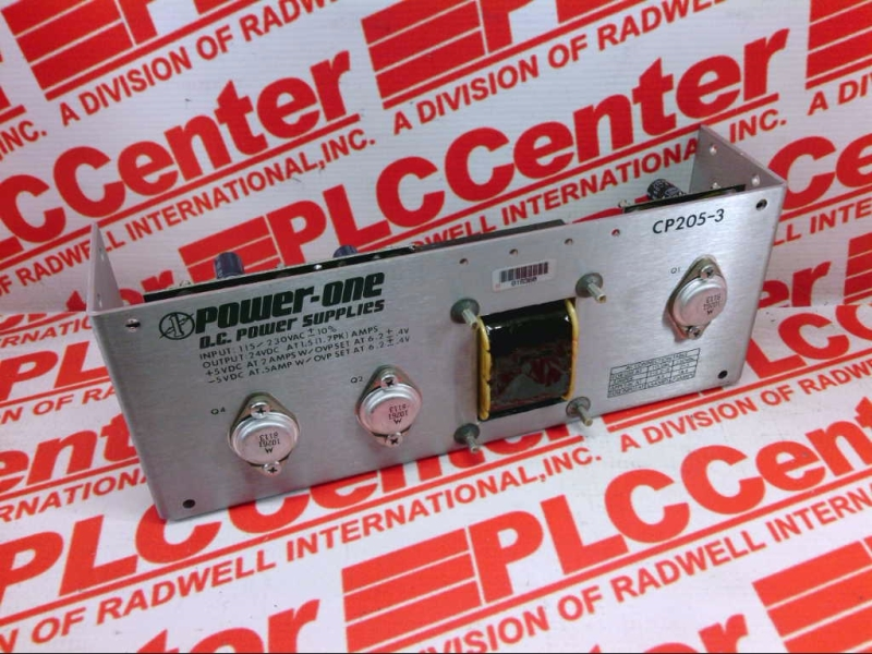 POWER ONE CP205-3
