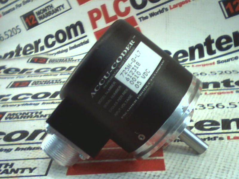 ACCU CODER 725N-Q-L7