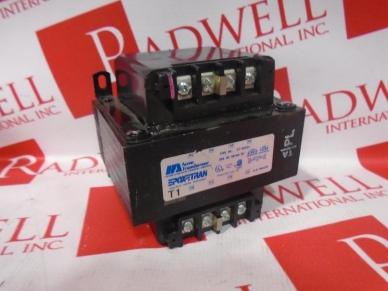 ACME ELECTRIC ET-83334