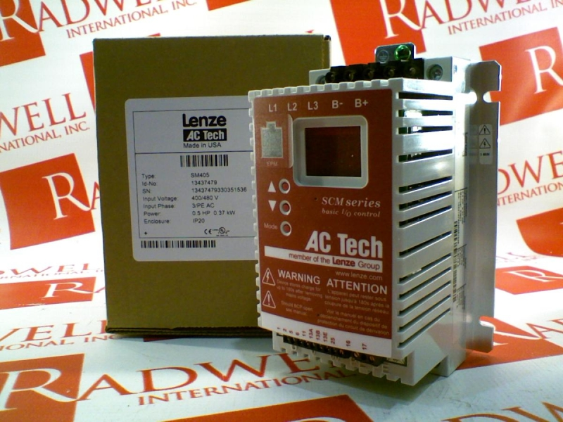 AC TECHNOLOGY SM405